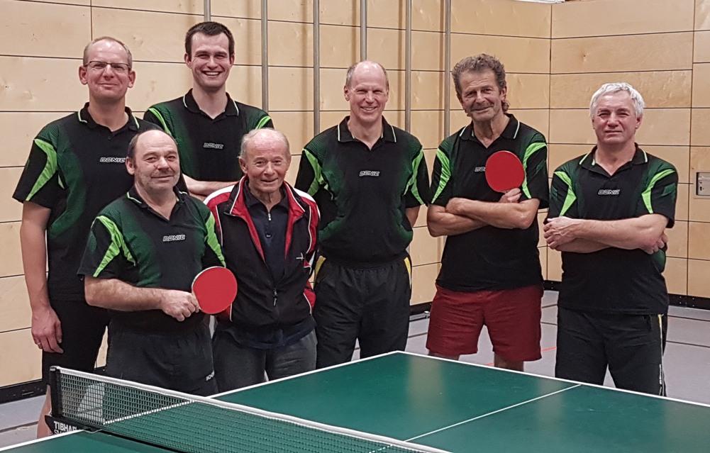 v.l.n.r: Michael Hutter, Roland Ditsch, Stefan Kemp, Oskar
