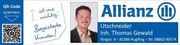 Allianz Utschneider Inh Thomas Gewald