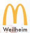 mcdonalds Weilheim